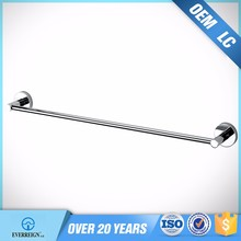china price factory hotel bathroom glass shower door towel bars