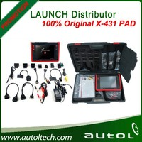 2015 Multi-language Launch X431 Pad Vehicle Diagnostic Tool Support 3G WIFI X-431 PAD Don't Connect With Computer