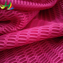 comfortable polyester knitted warp mesh lining fabric for shoe