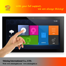 Latest hot design 14 inch capacitive touch function android tablet pc SH1401WF-T