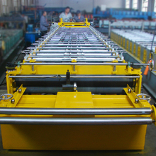 High performance roof tile spandeck roll forming machine