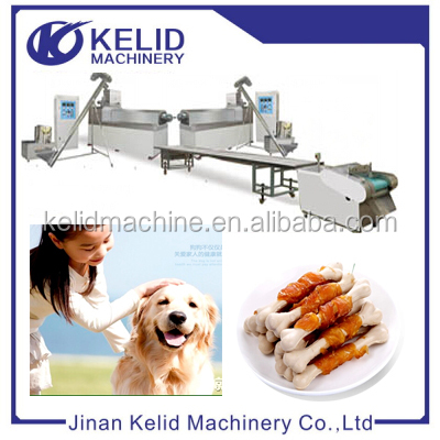 Jam Center Pet Food Making Machine