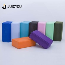 Hign density eva foam yoga block yoga brick direct manufacturer