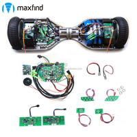 smart balance wheel parts electronic circuit board for bluetooth hoverboard 11 parts