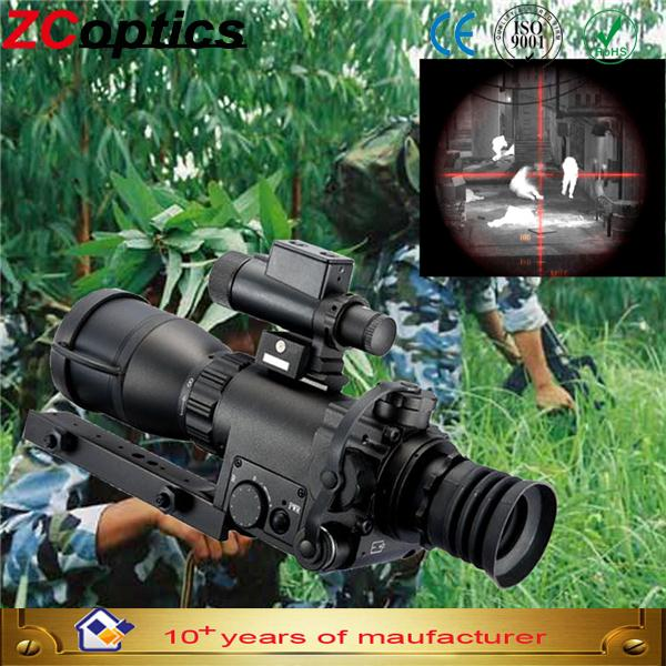 security product monocular night vision RM350 outdoor bench
