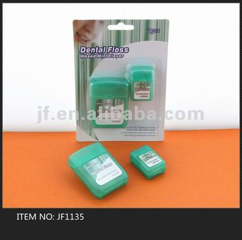 1135Mint Waxed Dental Floss