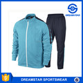 OEM Fashion Cheap Printed Soccer Training Sports/Football Tracksuit For adult