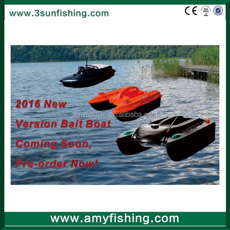 Wholesale Carp Fishing Tackle Bait Boat Fish Finder,Remote Control Bait Boat For Delivery,Battery Bait Boat GPS