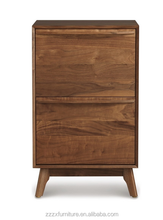 Chest With Drawers Living Room Storage Cabinet Wooden Commode