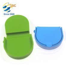 New Fashion silicone coin wallet silicone smart coin wallet
