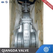 "ANSI 2""/4""/6""/8""/10""/12"" Cast Steel Gate Valve with Bolted Bonnet"