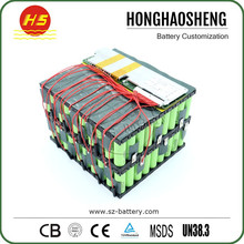 lithium ion 100ah LiFePO4 battery 48v customized Rechargeable 50Ah 60Ah 120Ah electric bike battery