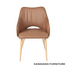 SANQIANG 2017 new style modern dining table set fabric dining chair