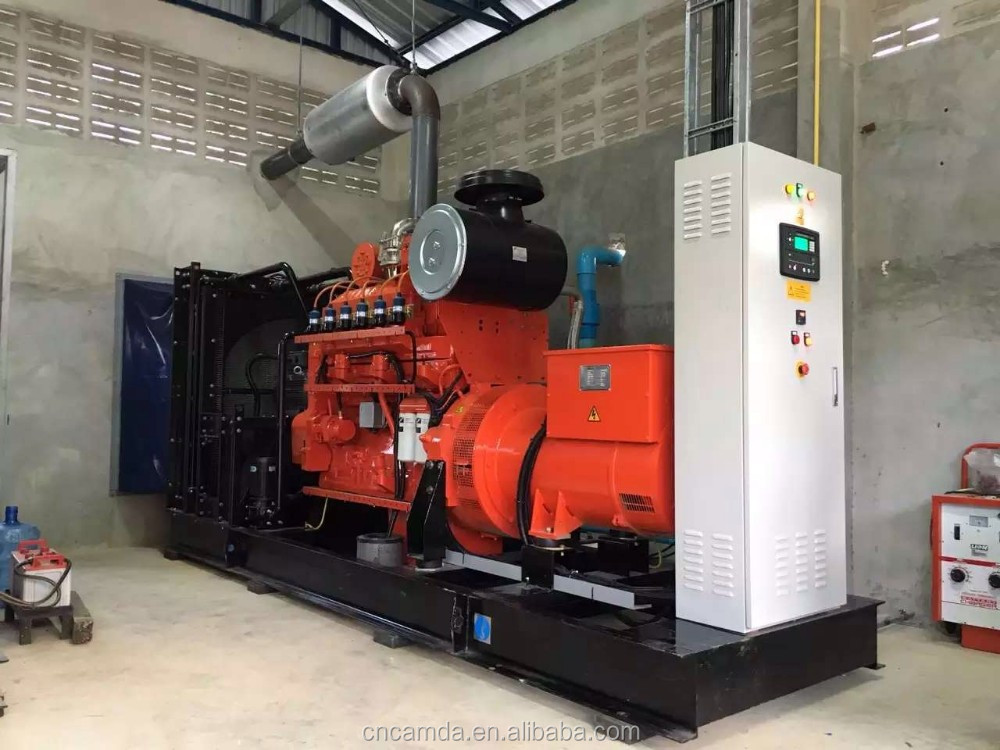 china manufacturer Gas turbine Generator Set 20-200kw/Gas generator/Power plant