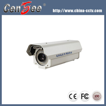 "Hot Sale 1/2.8"" Sony Cmos Highway Expressway Road Safety Ip Lpr Traffic Speed Cameras"