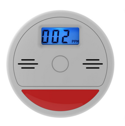 Wholesale carbon monoxide co detector with LCD Display audible <strong>alarm</strong> CE,&EN50291