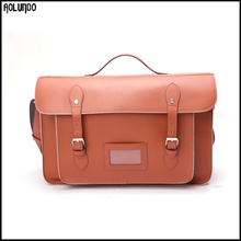Top quality OEM wholesale full grain genuine cowhide camera leather bag