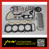 Engine complete gasket repair kit 4M50 full gasket kit overhaul gasket set