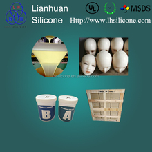 life casting silicone rubber for human body