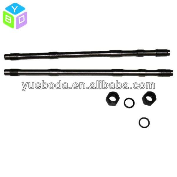 SB43 hydraulic breaker through bolt tie rod with nut and washer for Soosan rock breaker hammer spare parts