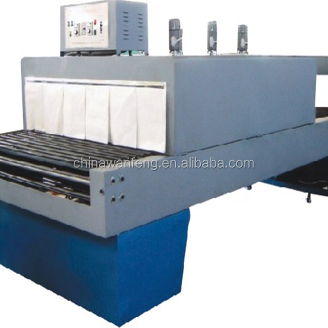Thermal shrink machine for large products