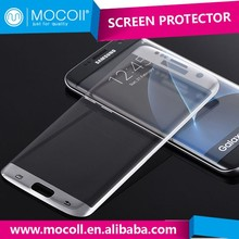 Curved screen protector for Samsung galaxy s7 edge s8 3D tempered glass