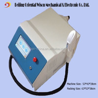 2015 Latest Technology AFT OPT SHR Mini Skin Rejuvenation Hair Remove Electrolysis IPL Spa