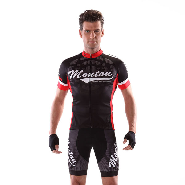 2014 Monton EVO Motive Power red mountain bike wear