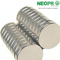 Sintered Neodymium Magnets with Precise