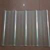 XINHAI GE SABIC uv-protection glittering fire proof anti-fog corrugated greenhouse roofing plastic polycarbonate sheet