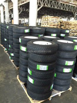 ST205/75D15 small trailer tires and rims