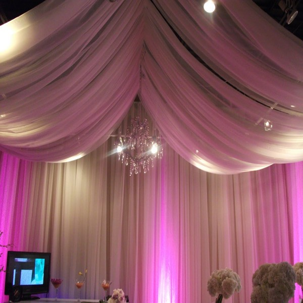used stage curtains/curtains for sale/wedding stage decoration