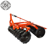 Tractor Mounted Heavy Duty Disc Harrow