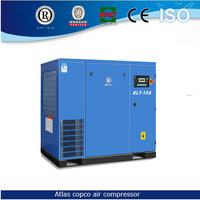 10 hp screw compressor,high quality Atlas copco(Bolaite) air screw air compressor