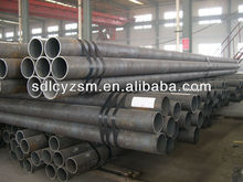 St35 DIN1629 carbon steel pipe of coal steel production