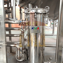 Turnkey project 300L microbrewery AC380V beer equipment producer