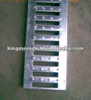 C shape roll formed galvanized steel floor plank