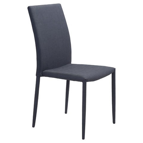 Wholesale Modern Cheap Colorful Stacking Fabric Dining Chair For Dining Room Furniture