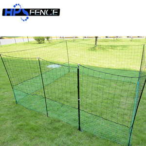 2017 New Product Electric Poultry Netting Chicken Fence with Posts