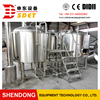 Turnkey Service 500L Craft Beer Brewing
