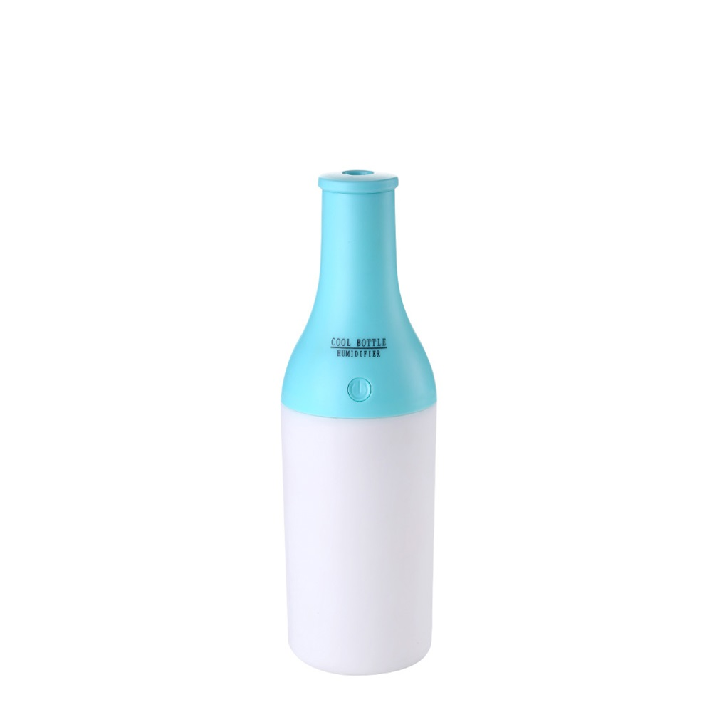 Portable Air Innovations Ultrasonic Oxygen Humidifier Bottles Home Car Humidifier