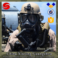 Natural Rubber MIlitary mask face masks gas mask with 5 year Storage life