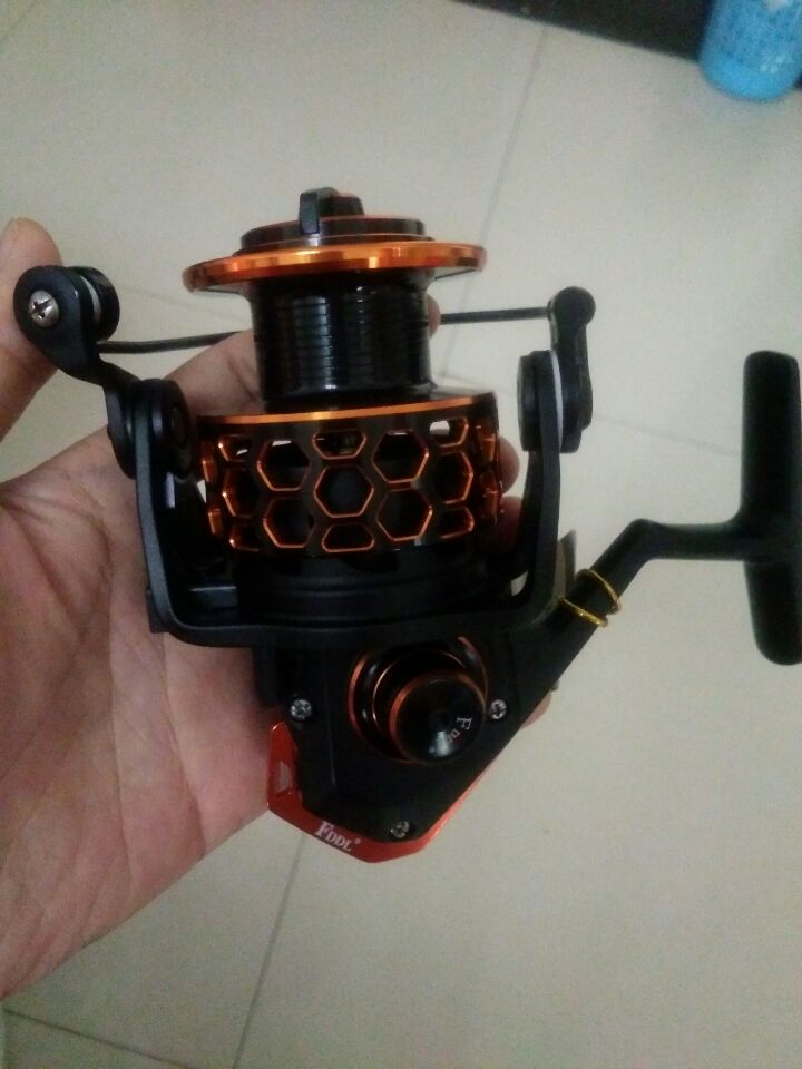 High Quality Manufacture 2Speed Carbon 100R to 500R Drum Jiggle Reel