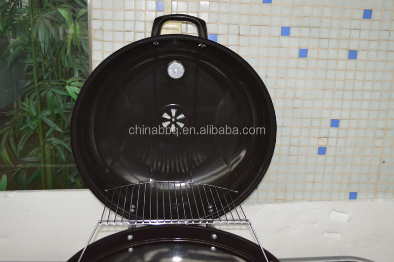 Trolly charcoal Bbq grill weber bbq grill (with GS certificate)