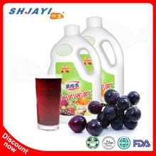 New product promotion for 50 Times fruit grape juice brands