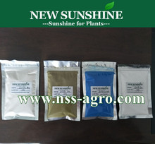 Water Soluble EDTA Fe 13% Powder Chelated fertilizer