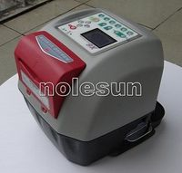 Full automatic Digital control key cutting machine price cheaper than normal and silca keyline