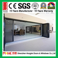 China suppliers innovative products to import aluminum bifolding doors for external