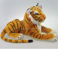 soft tiger/plush riding animals/Plush tiger toys