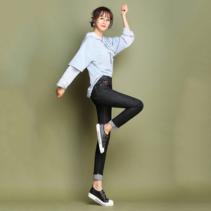 Factory high quality pencil pants woman casual women